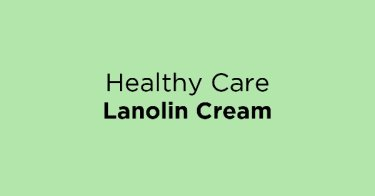 Healthy Care Lanolin Cream