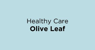 Healthy Care Olive Leaf