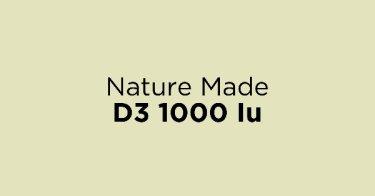 Nature Made D3 1000 Iu