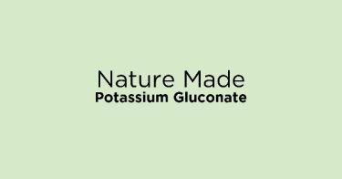 Nature Made Potassium Gluconate