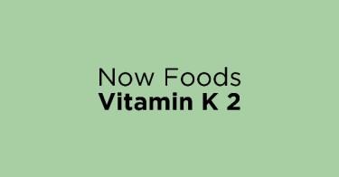 Now Foods Vitamin K 2