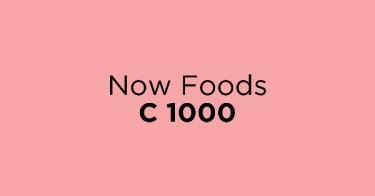 Now Foods C 1000