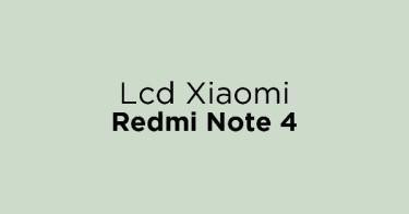 Lcd Xiaomi Redmi Note 4