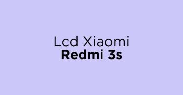 Lcd Xiaomi Redmi 3s