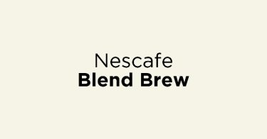 Nescafe Blend Brew