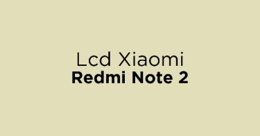 Lcd Xiaomi Redmi Note 2