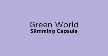 Green World Slimming Capsule
