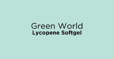 Green World Lycopene Softgel