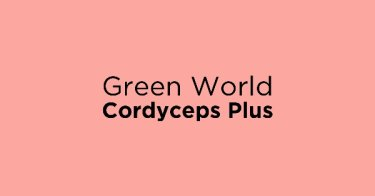 Green World Cordyceps Plus