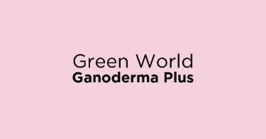 Green World Ganoderma Plus