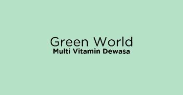 Green World Multi Vitamin Dewasa