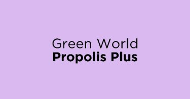 Green World Propolis Plus