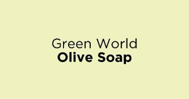 Green World Olive Soap