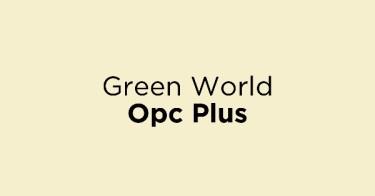 Green World Opc Plus