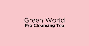 Green World Pro Cleansing Tea