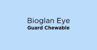 Bioglan Eye Guard Chewable