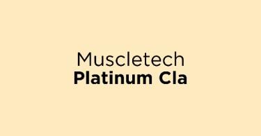 Muscletech Platinum Cla