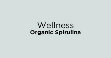 Wellness Organic Spirulina