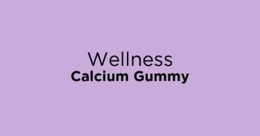 Wellness Calcium Gummy