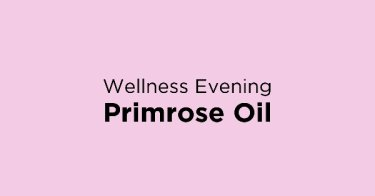 Wellness Evening Primrose Oil