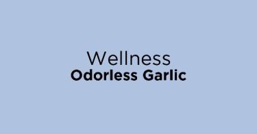 Wellness Odorless Garlic