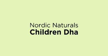 Nordic Naturals Children Dha