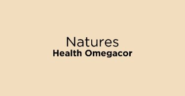 Natures Health Omegacor