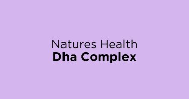 Natures Health Dha Complex