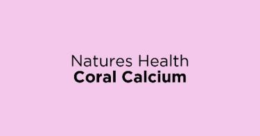 Natures Health Coral Calcium