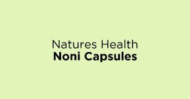 Natures Health Noni Capsules