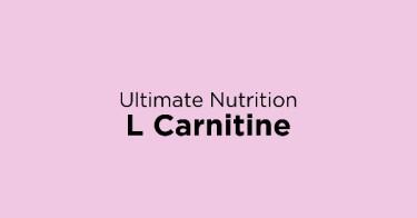 Ultimate Nutrition L Carnitine
