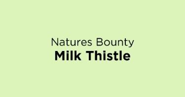 Natures Bounty Milk Thistle