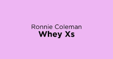 Ronnie Coleman Whey Xs
