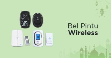 Bel Pintu Wireless DKI Jakarta