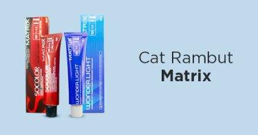 Cat Rambut Matrix