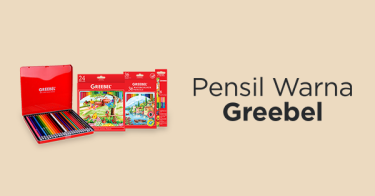Pensil Warna Greebel