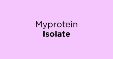 Myprotein Isolate DKI Jakarta