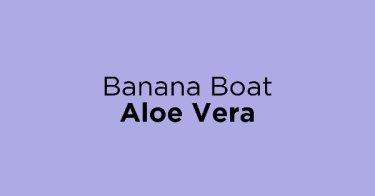 Banana Boat Aloe Vera