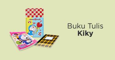 Buku Tulis Kiky