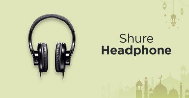 Shure Headphone