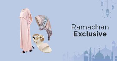 Ramadhan Exclusive