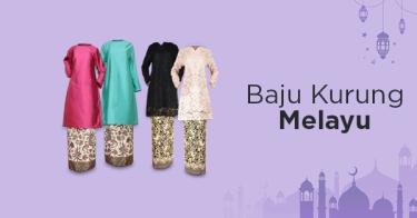 Baju Kurung Melayu DKI Jakarta