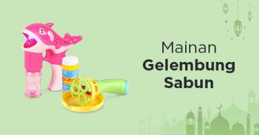 Mainan Gelembung Sabun DKI Jakarta