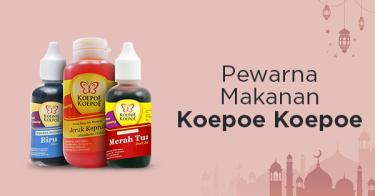 Pewarna Makanan Koepoe Koepoe