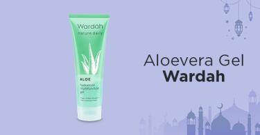 Jual Wardah Aloe Vera Gel dengan Harga Terbaik dan Terlengkap