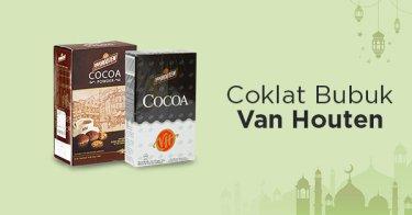 Coklat Bubuk Van Houten