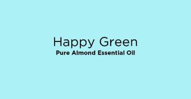 Happy Green Pure Almond Essential Oil