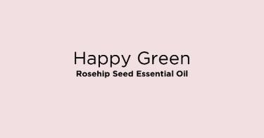 Happy Green Rosehip Seed Essential Oil