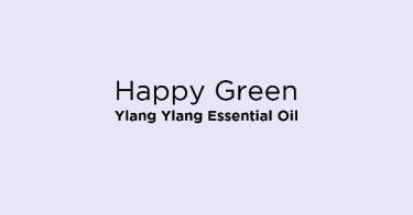 Happy Green Ylang Ylang Essential Oil