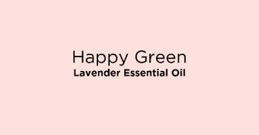 Happy Green Lavender Essential Oil